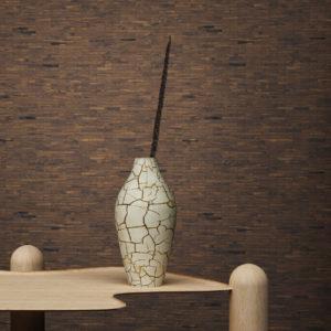 vase in cinema4d rendering mit cgi und blume fotografiert im studio
